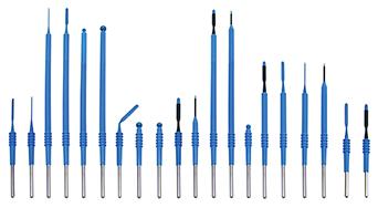 להבים-ומחטים-Electrodes לדיאטרמיה